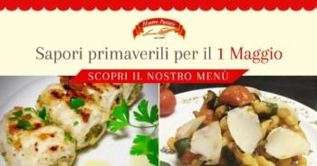 1 maggio menu