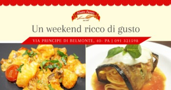 menu weekend
